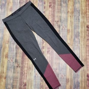 Under Armour Pants - UNDERARMOUR WOMENS YOGA/STRETCH PANTS SIZE L